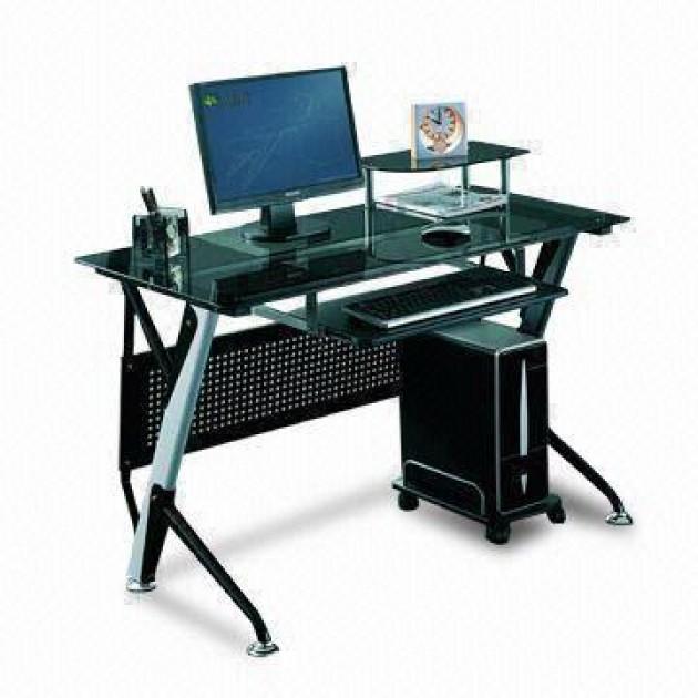 Mobili per ufficio casa scrivanie per pc monitor accessori - Mobili computer a scomparsa ...